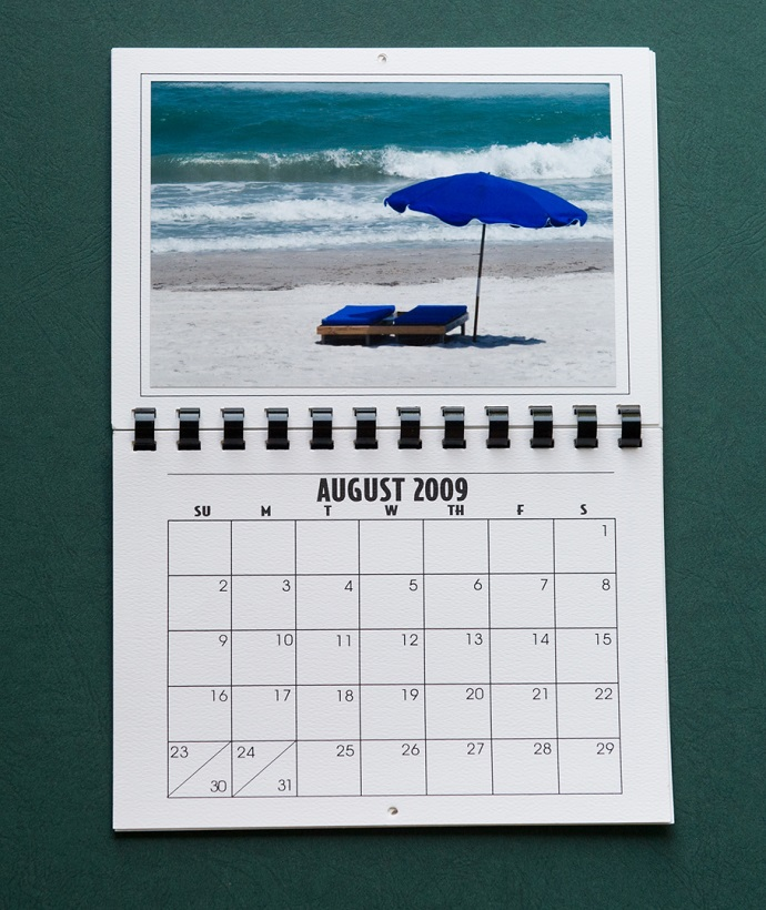 Calendars by Kathy Admire Photography