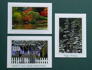 Business and Personal Photo Cards by Kathy Admire Photography